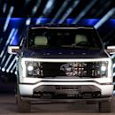 Ford ramps up F-150 Lightning production to meet hot demand