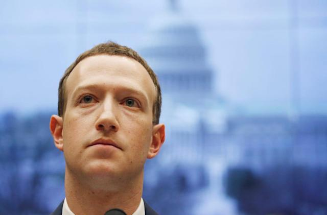 Senators want to know how Facebook shares data with device makers