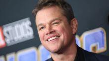 Matt Damon is teaming up with the director of 'Spotlight'