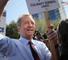 Tom Steyer pits his billions against Bloomberg's in TV ad slamming 'racist' policies