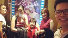 Jenine Desiderio gives full support for daughter's new movie