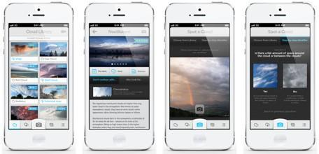 Daily iPhone App: Keep your eyes on the sky with CloudSpotter