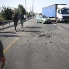 The Latest: Israel bombs Islamic Jihad targets in Gaza