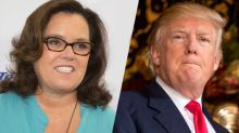Trump nemesis Rosie O'Donnell calls for martial law