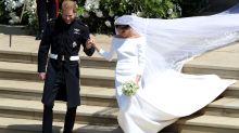 Kleid, Haare, Make-up! Alle Details zu Meghan Markles Hochzeitslook