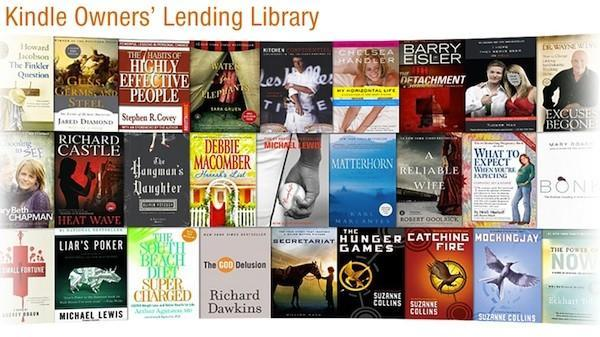 Amazon Prime adds new reading option with Kindle Owners Lending Library