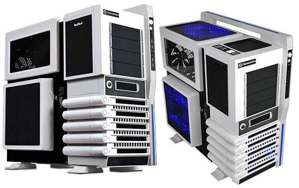 Thermaltake Level 10 GT Snow Edition adds even more flair to an already audacious case