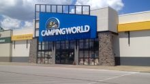 Why Camping World Holdings, Axovant Sciences, and Sonic Jumped Today