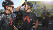 Tour de France - Michal Kwiatkowski (Ineos), vainqueur à la Roche-sur-Foron: «J'ai de la gratitude pour mon équipe»
