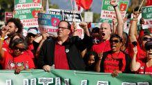 Los Angeles Teachers Set To Begin Massive Strike On Monday