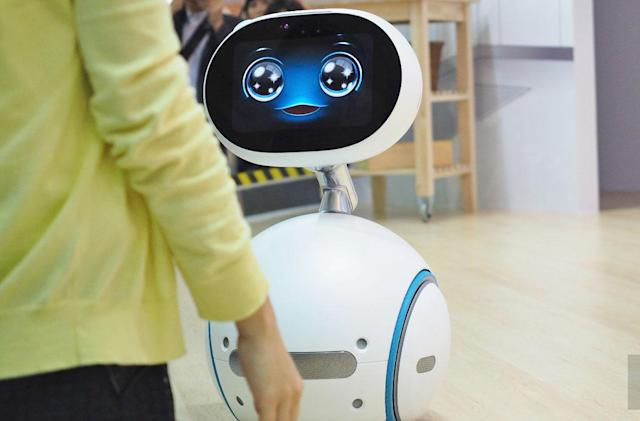 ASUS' Zenbo proves our robot butler dreams remain just that