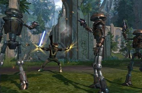 Star Wars: The Old Republic shipping after March 2011
