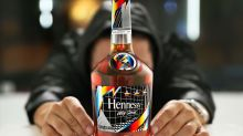 Hennessy unveils limited-edition bottle designed by acclaimed contemporary artist