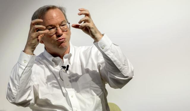 Eric Schmidt: Apple Music's human curation is 'elitist'