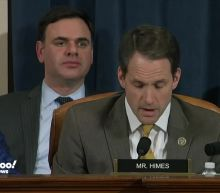 Himes takes exception to key Republican defense of Trump