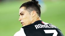 Cristiano Ronaldo suffers embarrassing career-first