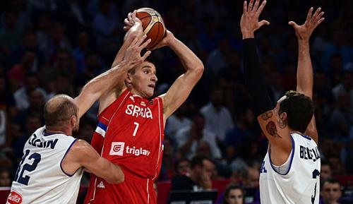 EuroBasket 2017: Serbien und Russland komplettieren Halbfinale