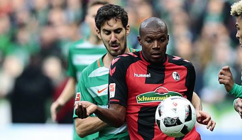 Bundesliga: Freiburg verlängert mit Karim Guede