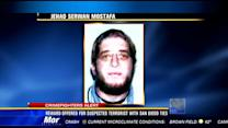 Reward offered for suspected terrorist with San Diego ties