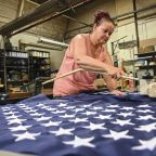 US manufacturing expands again in July, but pace slows