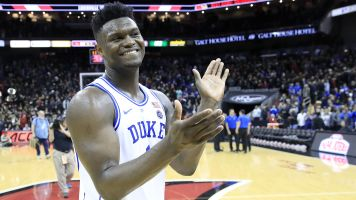 Duke atop big board for tourney projections