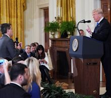 Jim Acosta's press pass reinstated after White House backs down from CNN court battle