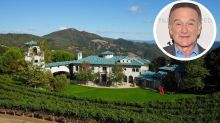 Robin Williams's Napa Estate Sells for $18.1 Million— About Half of Original Asking Price