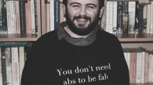 Sweaters promote self-love with body positive slogans