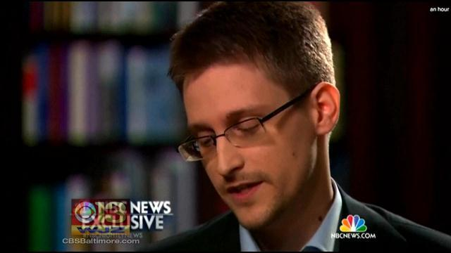 NSA Leaker Edward Snowden Says He Was A Trained Spy