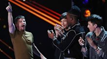 'X Factor' boys: Sound issues are technical not sabotage (Exclusive)
