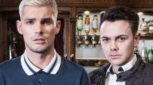 Hollyoaks star reveals big decision in shock Ste plot