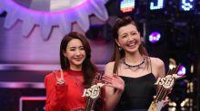 Netizens make fun of Jinny Ng's reaction to Hana Kuk's win