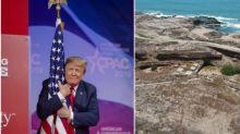 Acusa Jaime Martínez Veloz a Trump de realizar negocios en México como indocumentado