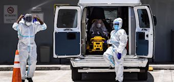 Virus deaths, surge of youth cases alarm experts