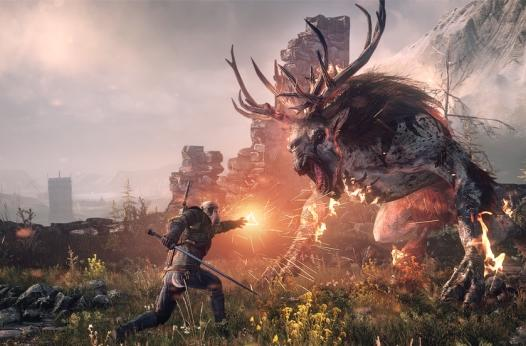 Witcher dev says 1080p vs 720p is 'a PR differentiation'