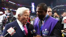Patriots owner apologizes after prostitution charges