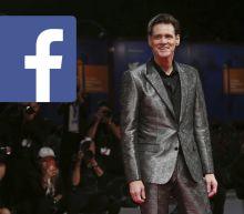 Jim Carrey's big Facebook Trade