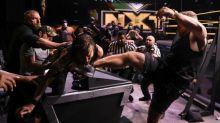 Chaos-Auftritt: WWE-Debüt von früherem NFL-Star fix