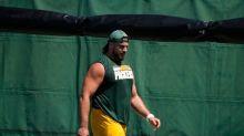 Packers OT Bakhtiari Isn't Setting Timetable For His Return