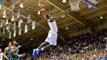 130kg phenom shocks basketball world with insane dunk