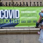 Covid UK news – live: Vaccines 'could open up summer holidays' as ministers consider long-term home working