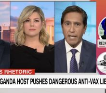 CNN's Sanjay Gupta blasts Tucker Carlson's '100 percent false' vaccine segment