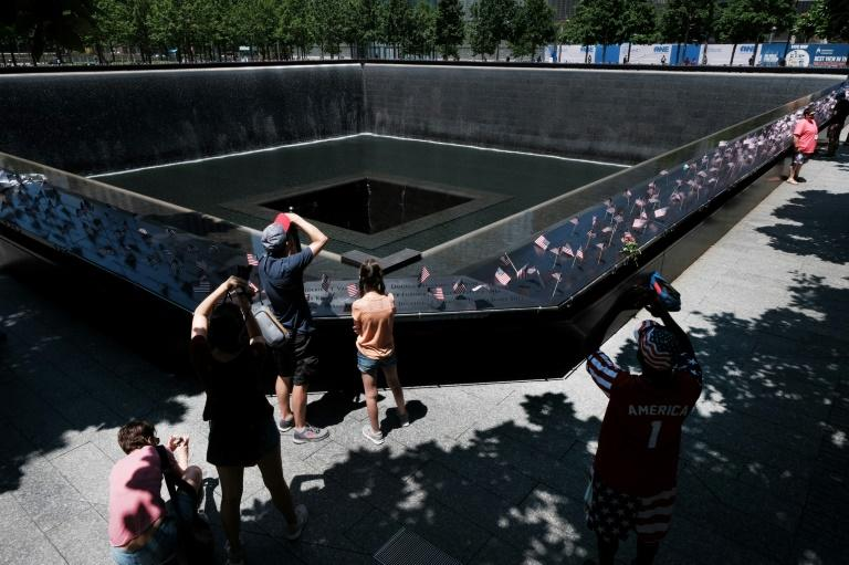 New Yorkers will mark the anniversary of the September 11, 2001 terror attacks in 2020 at the memorial and site museum in the grip of the coronavirus pandemic