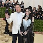 "Grimes Says She Loves Elon Musk, a ""Super-Interesting"" Person, for ""Some Reason"""