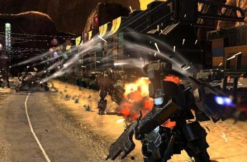 Front Mission Evolved gears up for US release this spring