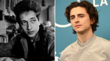 Timothee Chalamet to Play Bob Dylan in Film Directed by James Mangold