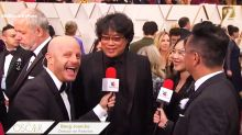 El vergonzoso acto de Facundo y TV Azteca con Bong Joon Ho, director de 'Parásitos', ganador del Oscar