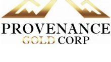 Provenance Gold Announces Strategic Technical Advisors