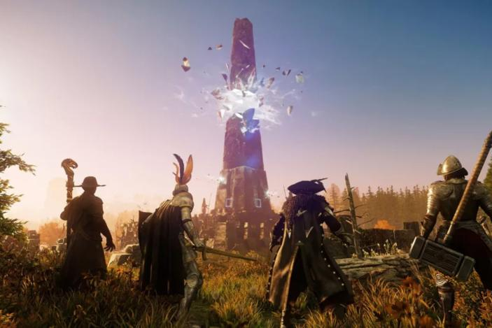 Amazon delays 'New World' MMO again, this time to September 28th
