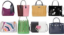 Kate Spade's giant bag sale: 12 dreamy styles to add to your basket ASAP